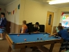 Kids playing pool