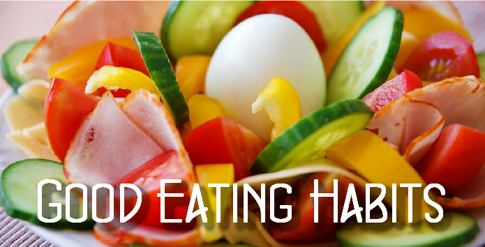good eating habit I going to share with you 5 good eating habits that you are might missing or do not know these habits can also help you with some health problems.