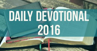 2016daily devotional