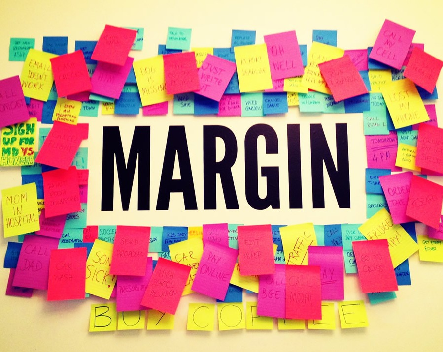 Margin – How far?