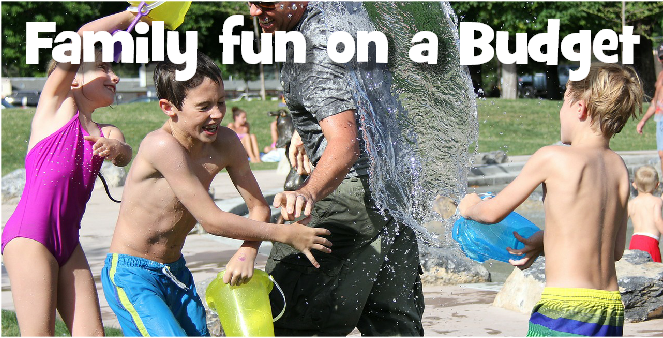 Family fun on a Budget