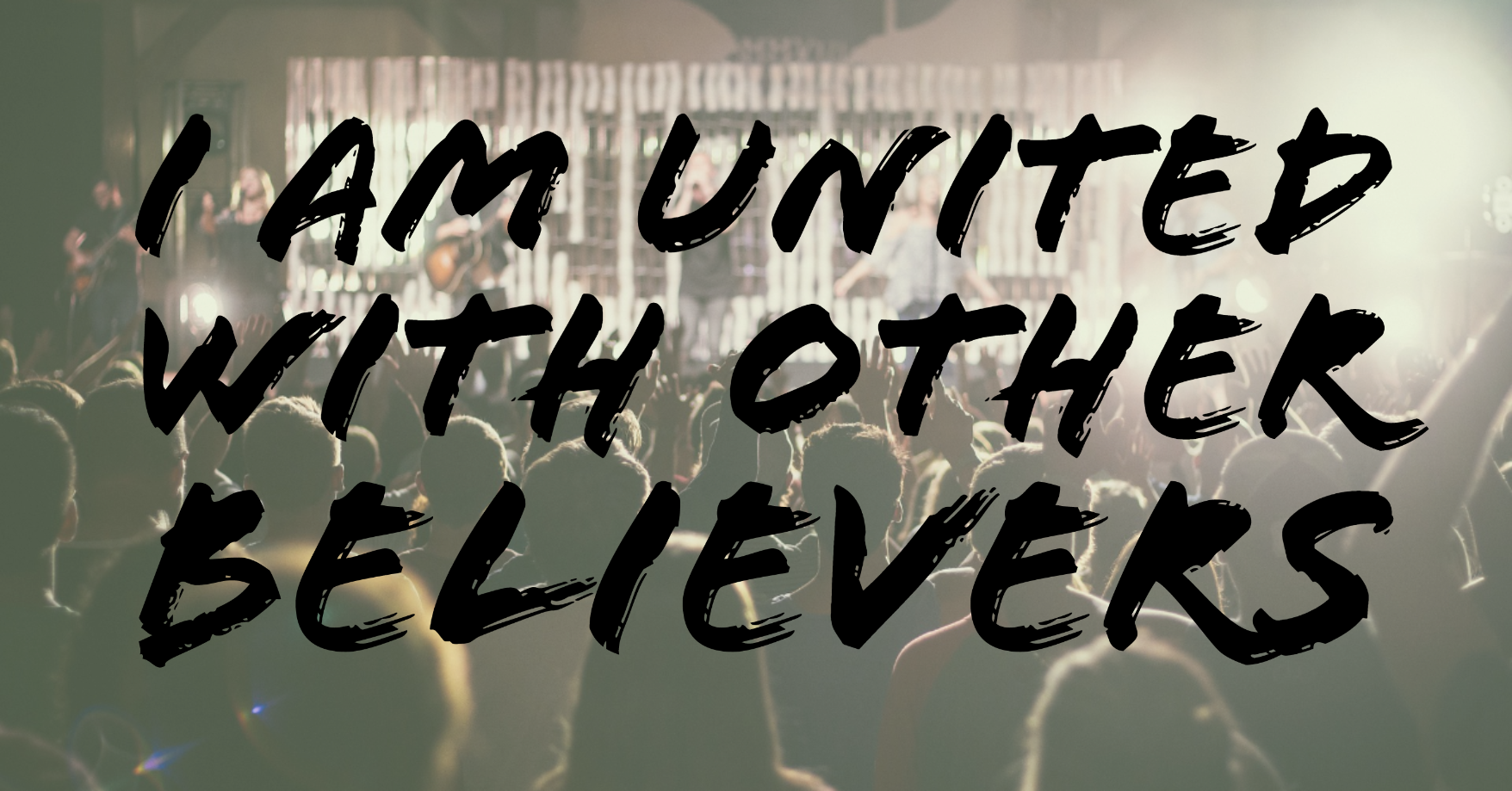 united with other believers devotion